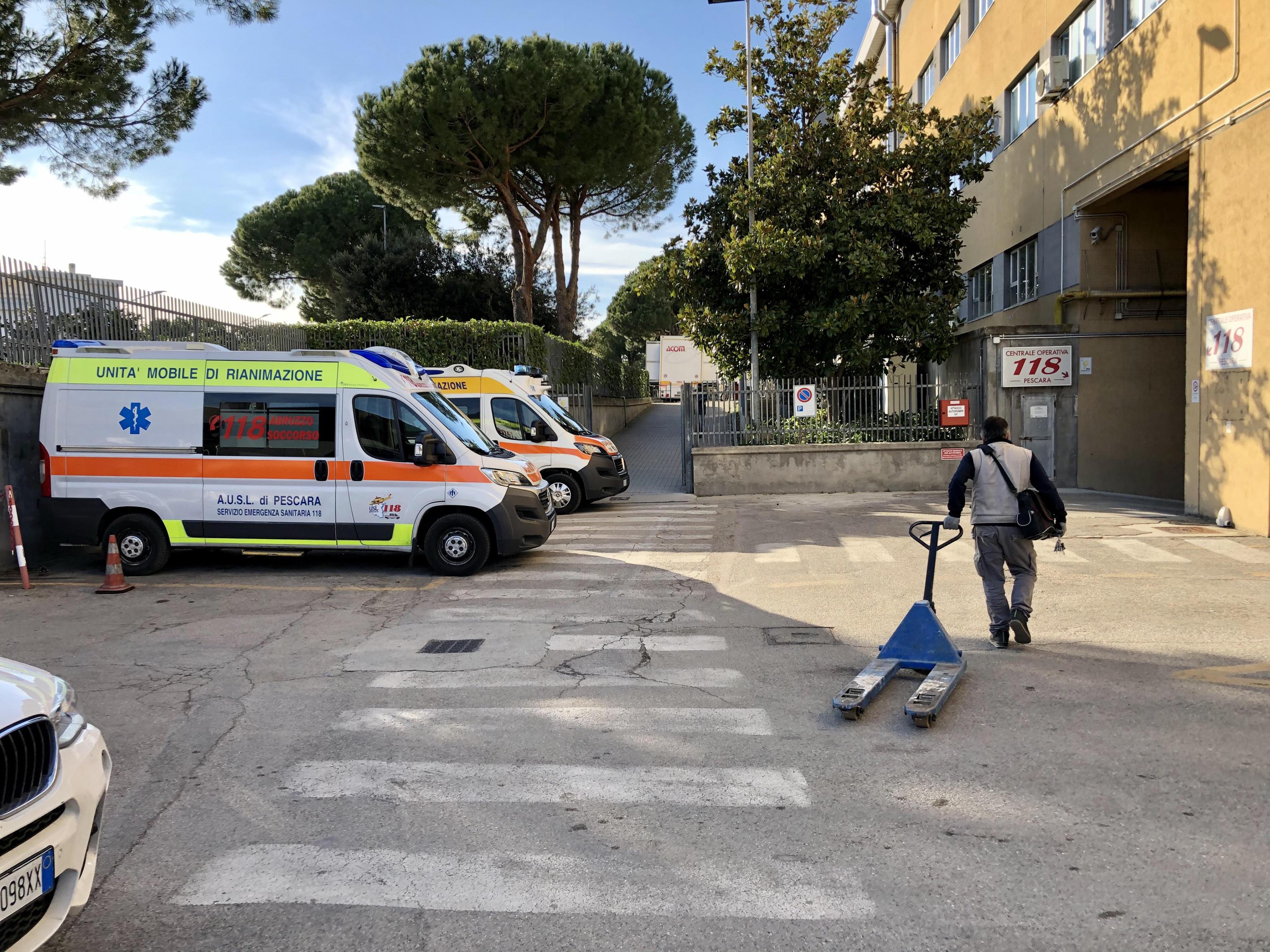"Covid, impennata di contagi a Pescara: ""65% dovuto a variante'"