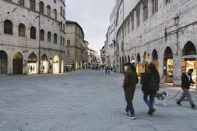 Coronavirus, Umbria: la variante brasiliana prevale a Perugia al 71%
