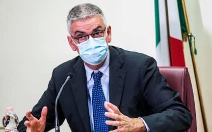 "Conferenza stampa Iss, Brusaferro: ""Curva decresce lentamente"""