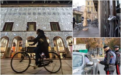 Covid: Lombardia, Piemonte e Calabria diventano arancioni: cosa cambia