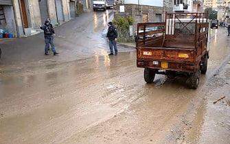 Polizia di Stato, FRAME VIDEO alluvione Bitti