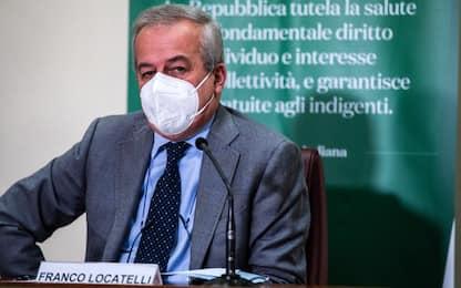 """Covid, Locatelli: """"Solo con 6-7mila casi al giorno via le restrizioni"""""""