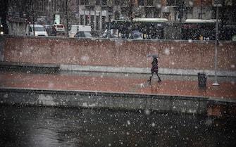 neve milano oggi
