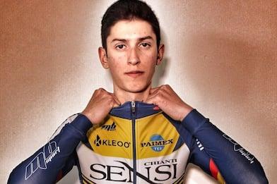 Morto Michael Antonelli, promessa del ciclismo