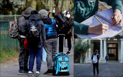 Covid, contagi nelle scuole: la situazione regione per regione
