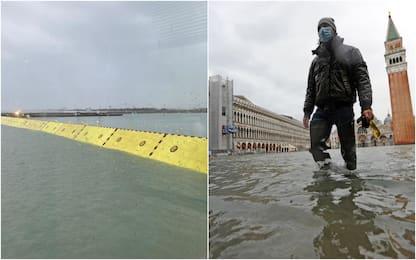 Acqua alta a Venezia, ecco perché il Mose non si è attivato