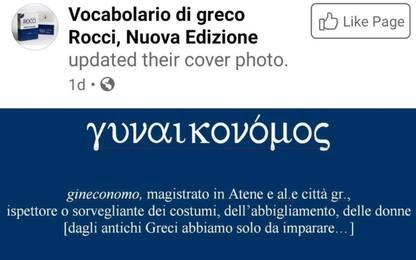 """Pagina Facebook Rocci scherza su """"gineconomo"""": polemica sui social"""