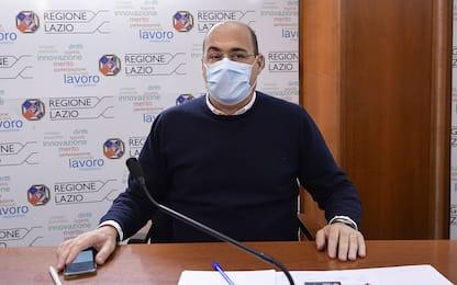 """Attacco hacker, Zingaretti: """"Attivo il sito di prenotazione vaccinale"""""""
