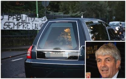 Paolo Rossi, feretro a Vicenza per la camera ardente. Funerali sabato