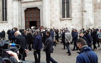 I funerali di Paolo Rossi