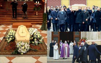 I funerali di Paolo Rossi a Vicenza: l'ultimo saluto a Pablito. FOTO