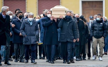 """I funerali di Paolo Rossi a Vicenza, Cabrini: """"Non ti lascerò andare"""""""