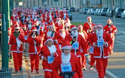 Babbo Running 2020: Babbo Natale in versione digitale