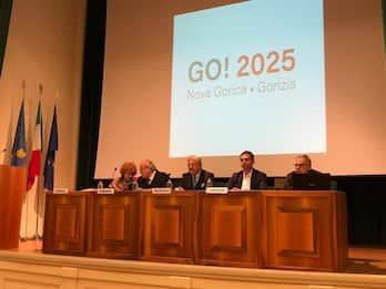Gorizia e Nova Gorica saranno la Capitale europea della cultura 2025