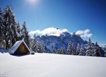 Meteo Natale e weekend Santo Stefano, in arrivo freddo e neve