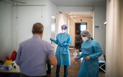 Covid, in Sicilia 1.120 nuovi contagi su 16.541 tamponi processati