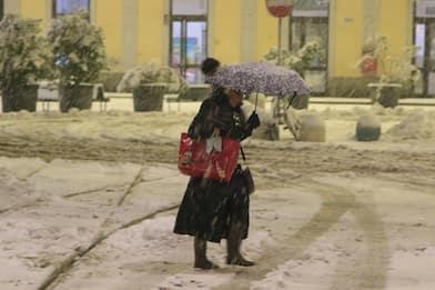 Meteo, sull'Italia irrompe Burian: le previsioni del weekend