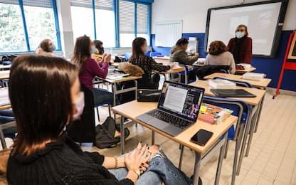 Scuole, rientrano 840mila alunni: la situazione regione per regione