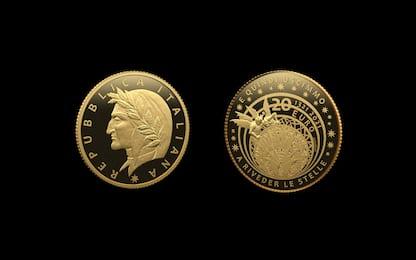 Euro, nuove monete celebrano Dante, la Nutella e Roma capitale. FOTO