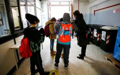 Scuola, da oggi si torna in aula in cinque regioni: c'è la Lombardia