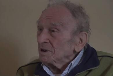 Shoah, 100 anni di Michelangelo, poliziotto sopravvissuto ai lager