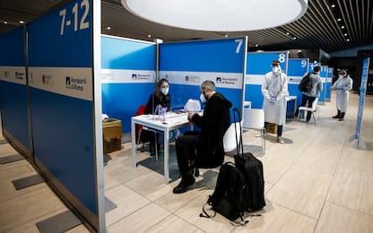"""Da Fiumicino voli """"Covid tested"""": le regole per viaggiare in sicurezza"""