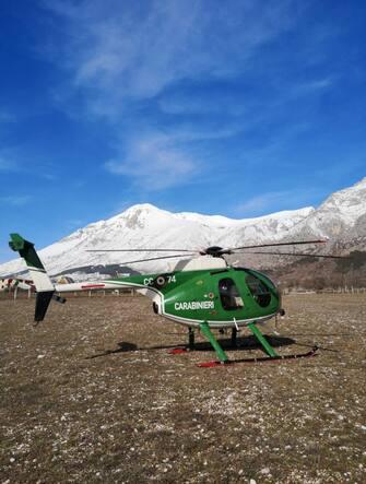 Dispersi Monte Velino, ricerche