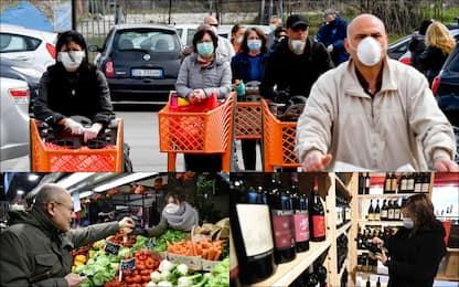 Covid, cambiano i consumi alimentari: al top Made in Italy e Dop