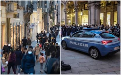 Covid, weekend in zona gialla: da Milano a Roma stretta anti-movida