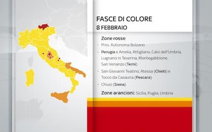 Covid, zone rosse e regole locali in Italia: restrizioni e ordinanze