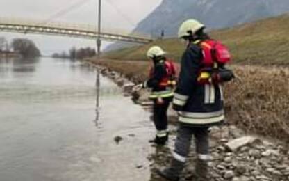 Coniugi scomparsi, recuperato corpo nell'Adige: forse è Peter Neumair