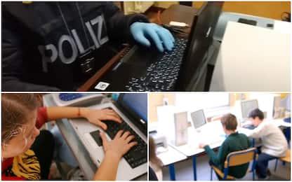 Internet, forte aumento nel 2020 dei minori vittime di reati online