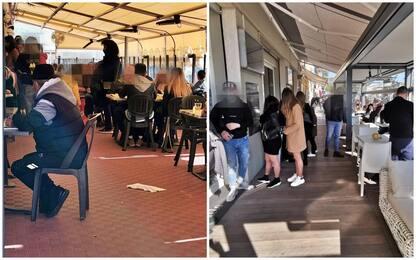 Riviera Ligure, molti ristoranti aperti nonostante la zona arancione