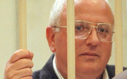 Camorra, è morto Raffaele Cutolo: aveva 79 anni
