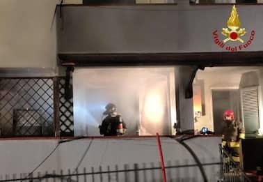 La Spezia, incendio in un appartamento: un morto