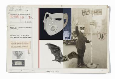 Dalla Spagnola al Covid, cartoline da una pandemia. Di Nicola Bertasi