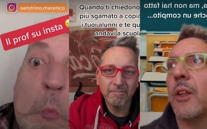 Covid e dad, il prof Tiktoker Sandro Marenco: Ascoltiamo gli studenti