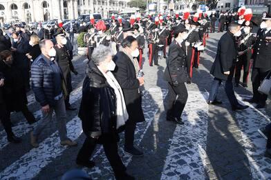 Attacco Congo, i funerali di Stato di Attanasio e Iacovacci. DIRETTA