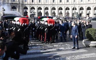 funerali attanasio iacovacci