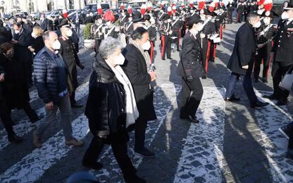 Funerali di Stato per Attanasio e Iacovacci, l'ultimo saluto a Roma