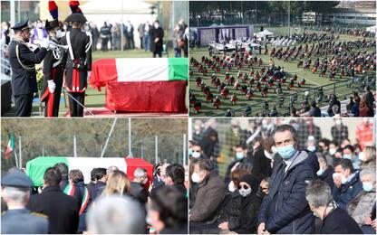 Limbiate: i funerali di Luca Attanasio, l'ambasciatore ucciso in Congo