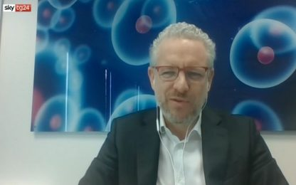 """Vaccini, l'ad di Astrazeneca a Sky TG24: """"Caso Uk prova che funziona"""""""