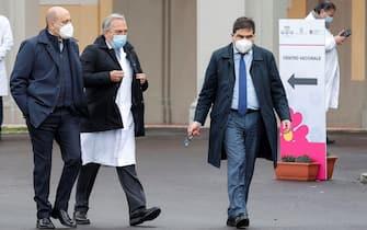 Sergio Mattarella, vaccino Covid