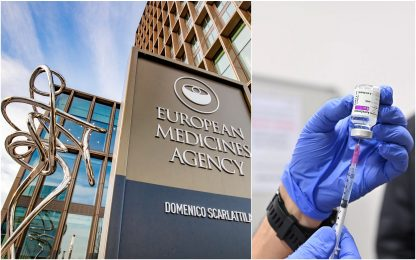Covid, Ema ribadisce benefici AstraZeneca superano i rischi