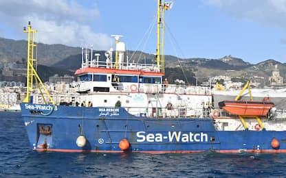 Migranti, fermo amministrativo per Sea Watch 3 ad Augusta