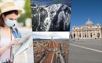 Covid e viaggi, ecco come cambiano gusti e preferenze degli italiani