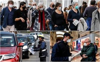 Spostamenti in Italia in auto e in treno