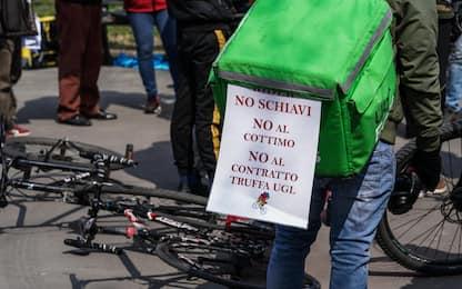 Rider, oggi lo sciopero in Italia: stop alle consegne in 30 città