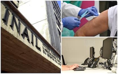 Vaccini Covid, Inail: arrivano le indicazioni per i luoghi di lavoro