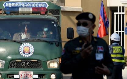 Cambogia, arrestati due latitanti italiani